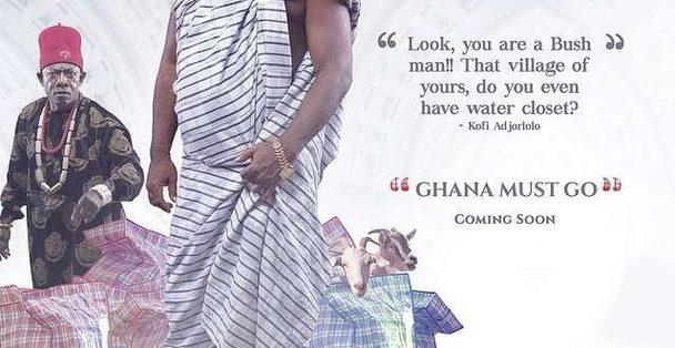 Ghana Must Go – Nollywood Movie