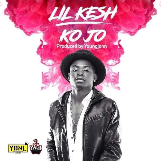 Lil Kesh – KOJO (prod. Young Jonn)
