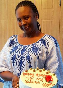 Basketmouth Celebrates His Mother's 60th Posthumous Birthday (Photos)
