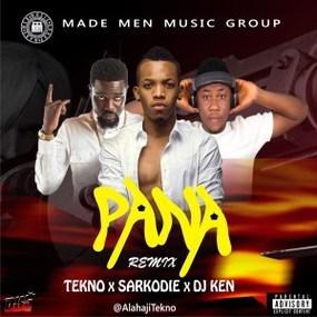 Tekno – Pana (Remix) ft. Sarkodie & DJ KEN