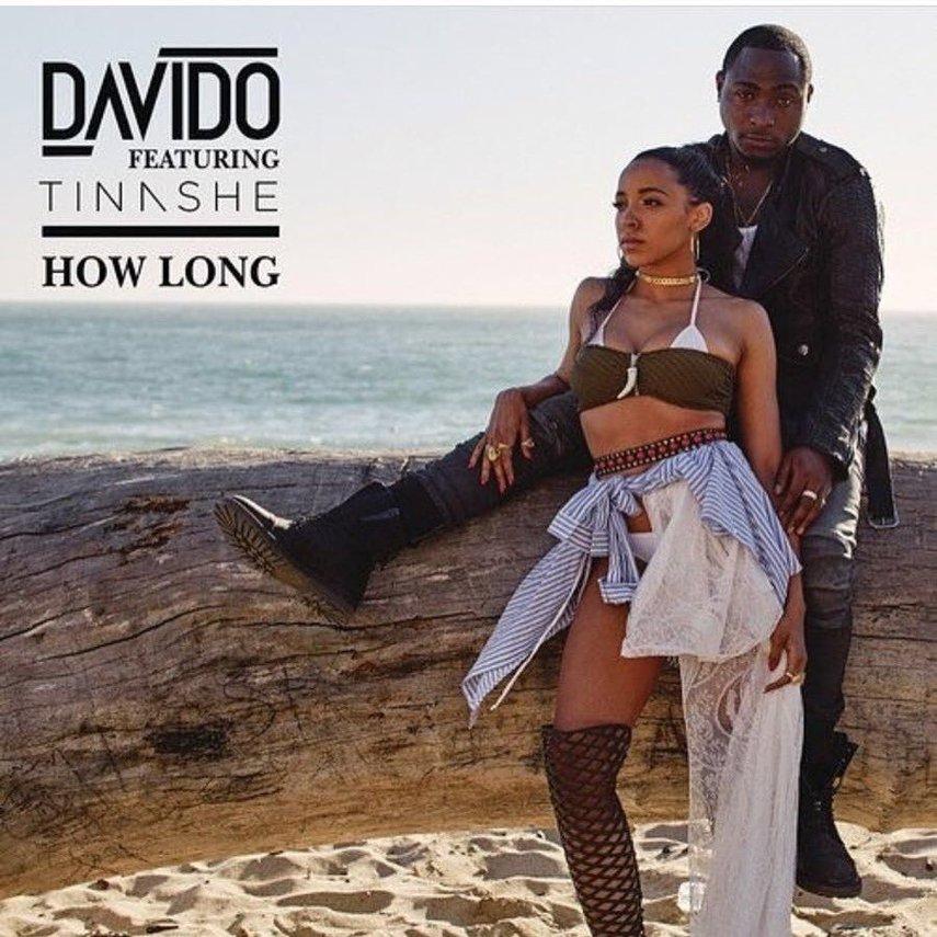 Davido – How Long Ft. Tinashe