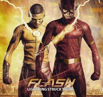 The Flash Season 3 Episode 9 – The Present [S03E09]