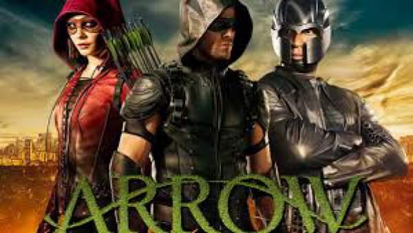 Arrow Season 5 Episode 13 - Spectre Of The Gun
