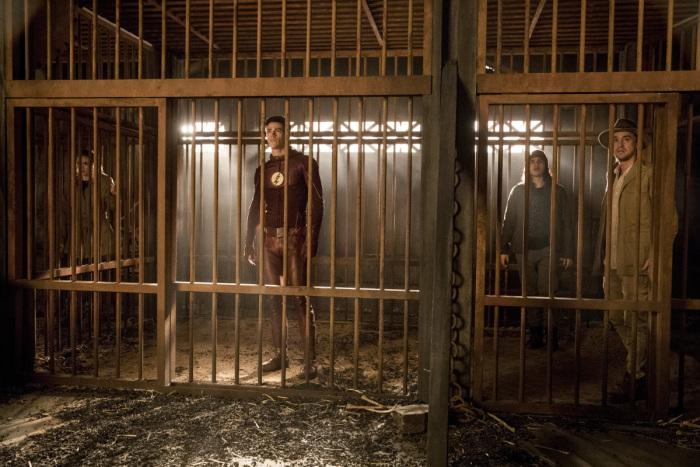 The Flash Season 3 Episode 13 – Attack On Gorilla City [S03E13]