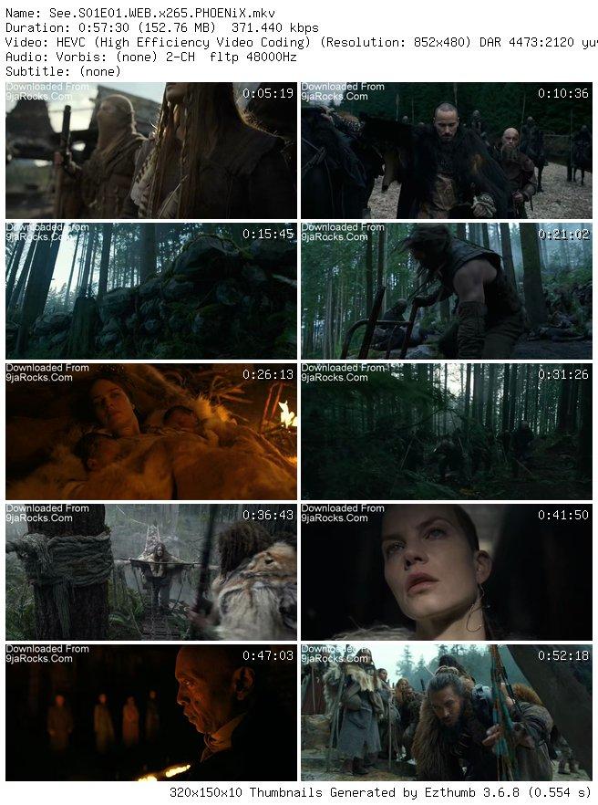 See Season 1 Episode 1 - Godflame [S01E01]