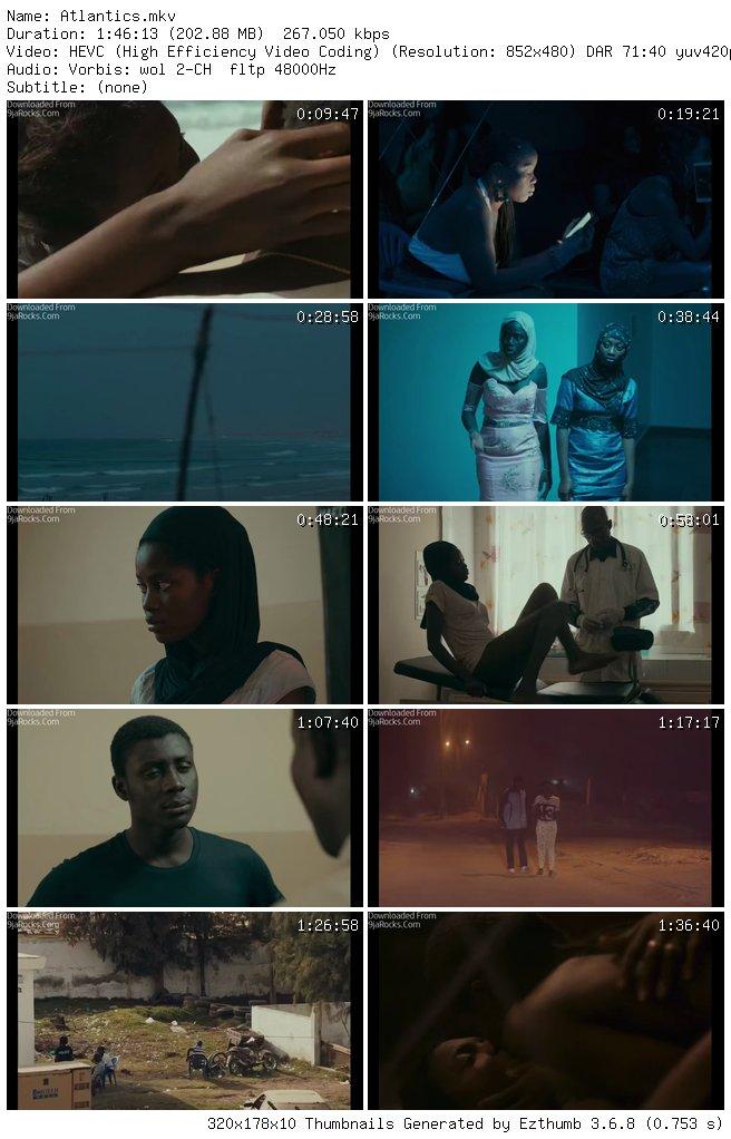 Atlantics - Senegal Movie