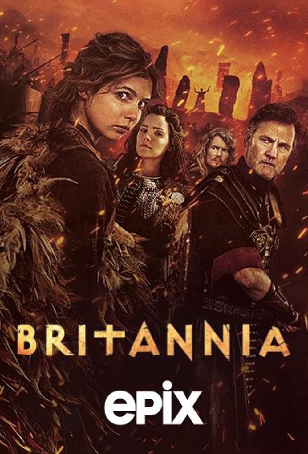 Britannia Season 3 Episode 1 – 8 (Complete) | Mp4 DOWNLOAD