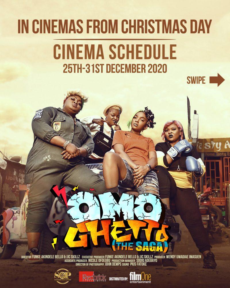 Omo Ghetto: The Saga – Nollywood Movie 🔥 | Mp4 DOWNLOAD